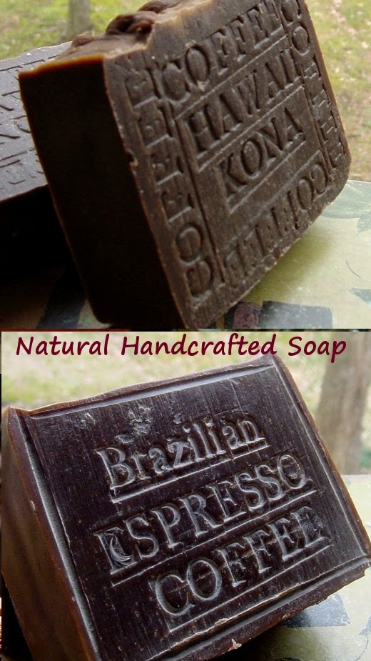 coffee soap quickly banish any mysterious funky smells.