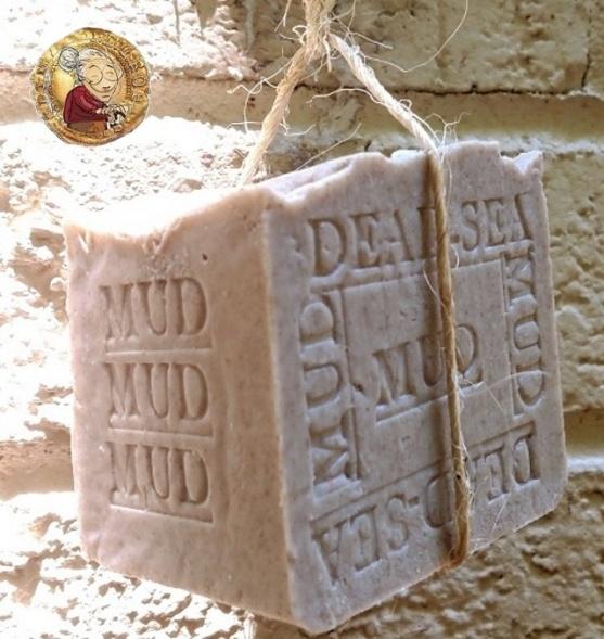 Dead Sea mud Soap Israel