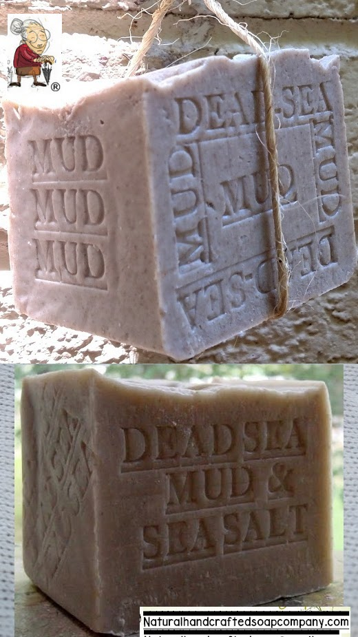 Dead Sea mud has been used in skin care on soaps