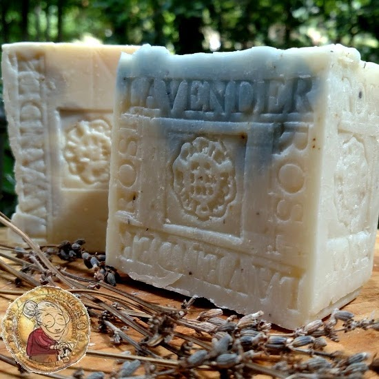 Lavender Soap body and face