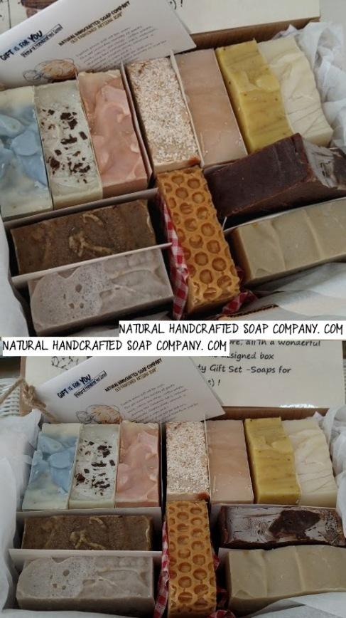 Handmade soap Gift Birthday for 37 Birthday