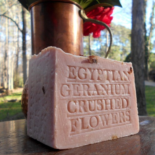 Geranium Soap Google Searcher