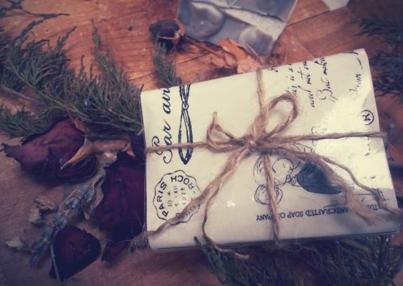 Soap Natural Floral