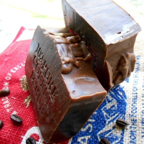 Brazil-addicted Coffee Soap