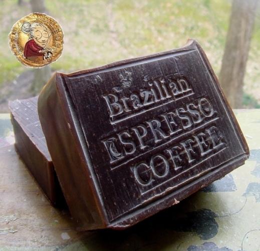 Coffee Soap Espresso Brazil
