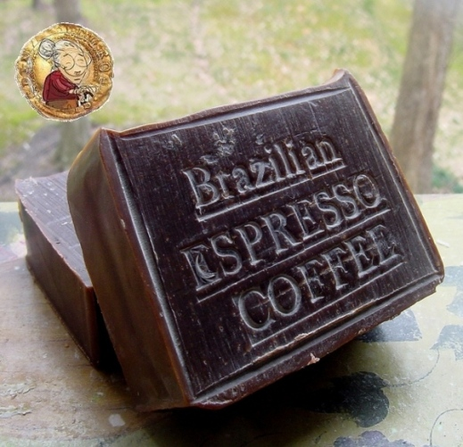 Coffee Soap Espresso Brazil