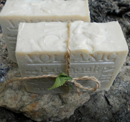 Volcanic ASh Handmade Spa Soap