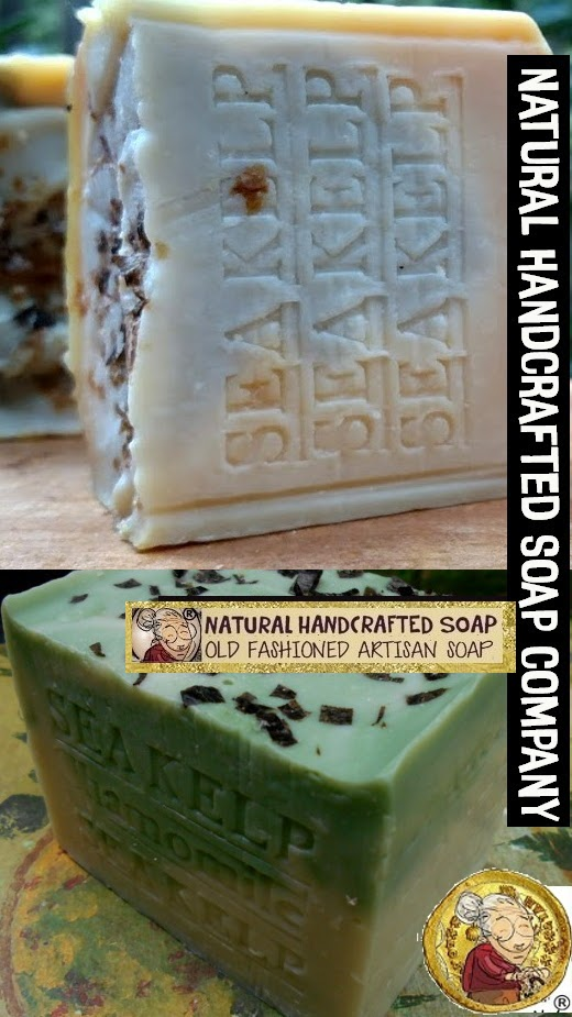 Natural Soap Go Vegan For a Day !