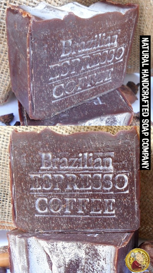 Brazilian Espresso  on morning shower ,   just what you need to get going in the morning without  a cup of Joe.