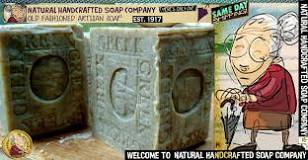 Image result for natural handcrafted soap company coffee soap