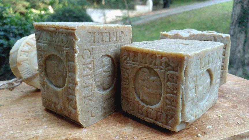 Greek Olive oil soap July 2020